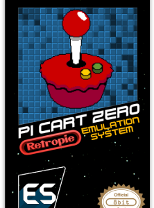 Pi Cart Zero NES Label
